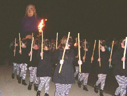 Torchlight Procession 2004